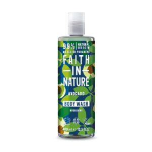 faith in nature avocado bodywash 1