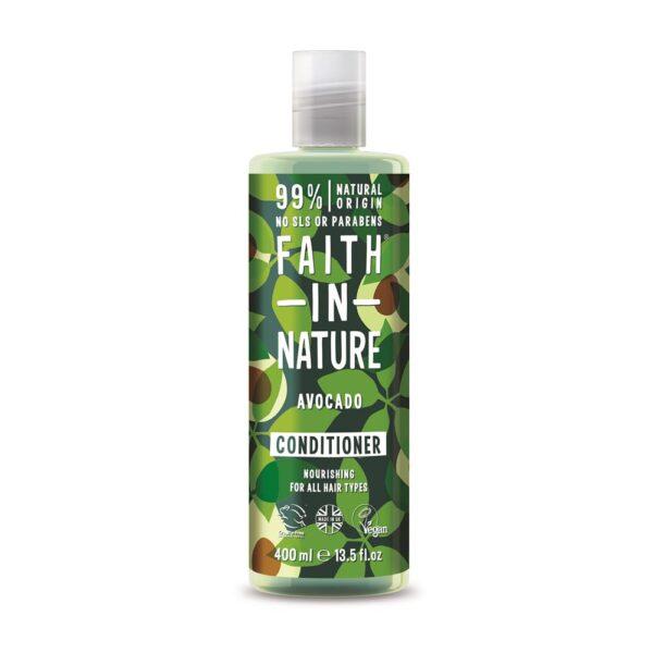 faith in nature avocado conditioner 1