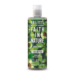 faith in nature avocado shampoo 1