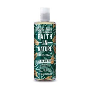 faith in nature blue cedar shampoo 1