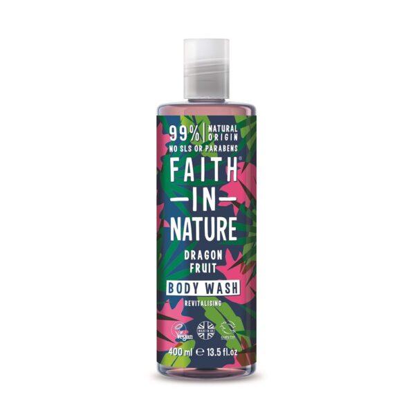 faith in nature dragon fruit bosy wash 1