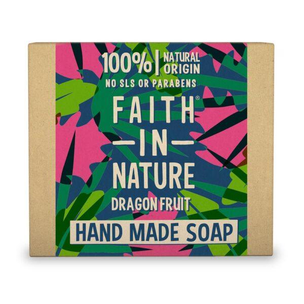 faith in nature dragon fruit soap 1