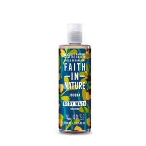 faith in nature jojoba bodywash 1