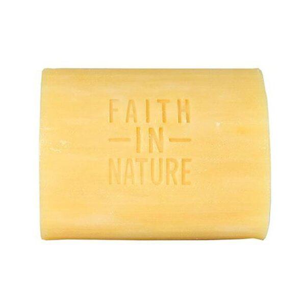 faith in nature orange soap 1