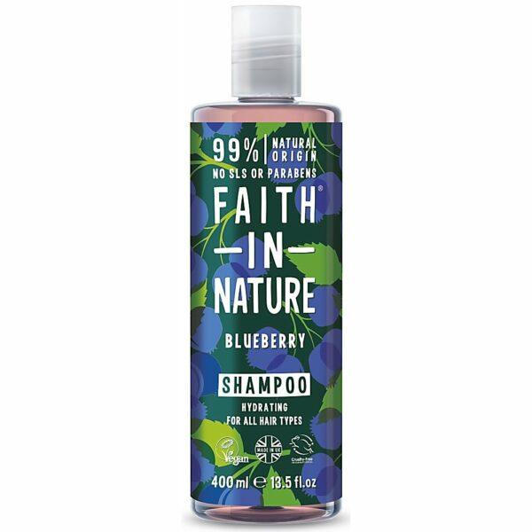 faithin nature blueberry shampoo 1