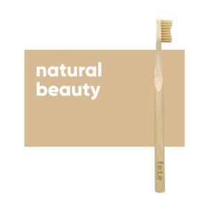 fete adult toothbrush natural firm 1