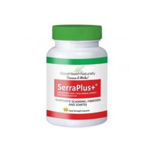good health naturally serraplus 80000iu 60 serrapeptase capsules 1