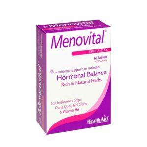 health aid menovital