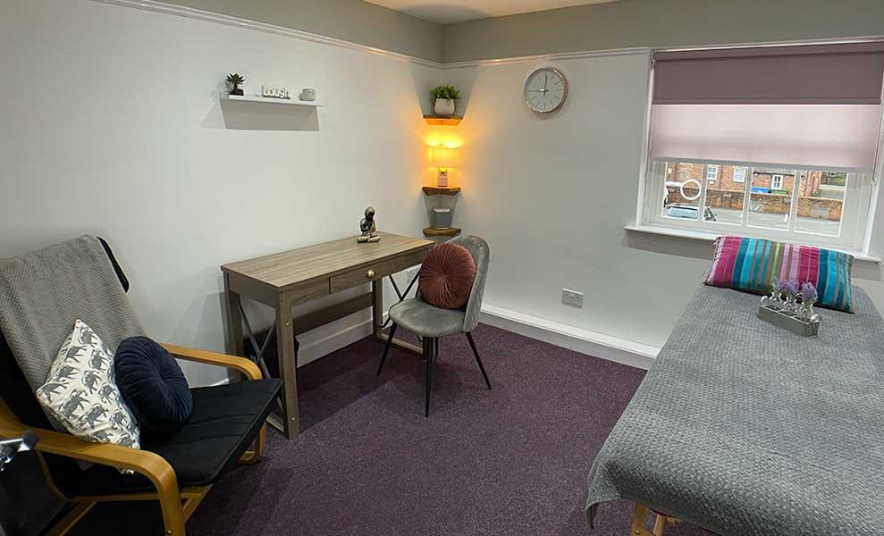 The Healthworkshop Holistic Therapy and Massages Ashby De La Zouch