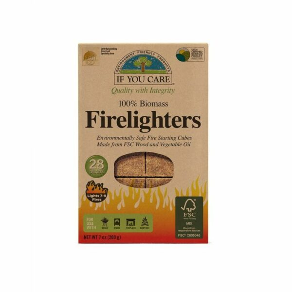 if you care firelighters tablets 1