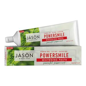 jason powersmile toothpaste 1