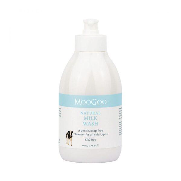 moogoo cleansers milk wash 500ml 1