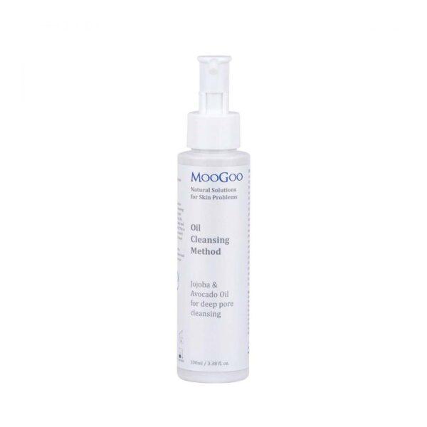 moogoo face web oil cleansing method 1