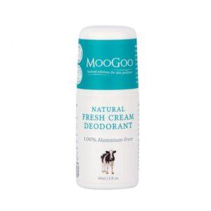moogoo fresh cream deodorant 1
