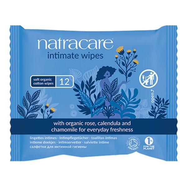 natracare intimate wipes 1