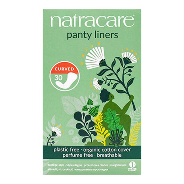 natracare liners curved 1