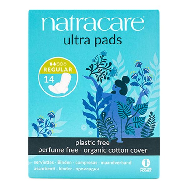 natracare ultra pads regular 1