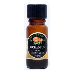 natural by nature geranium