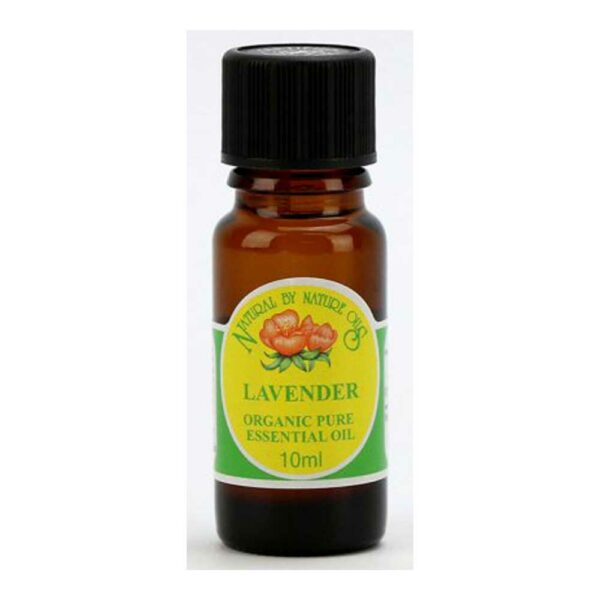 natural by nature organic lavender