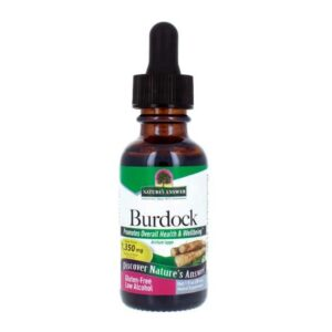 natures answer burdock root