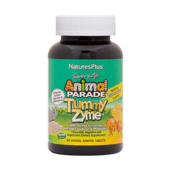 natures plus animal parade tummy zyme