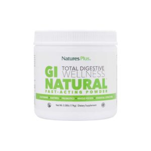 natures plus gi total wellness powder