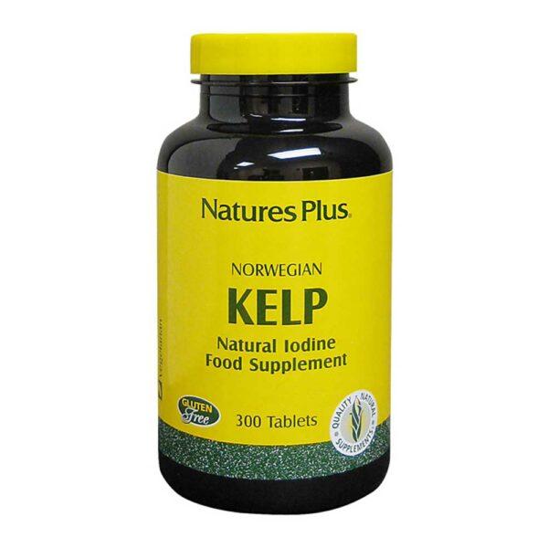 natures plus kelp