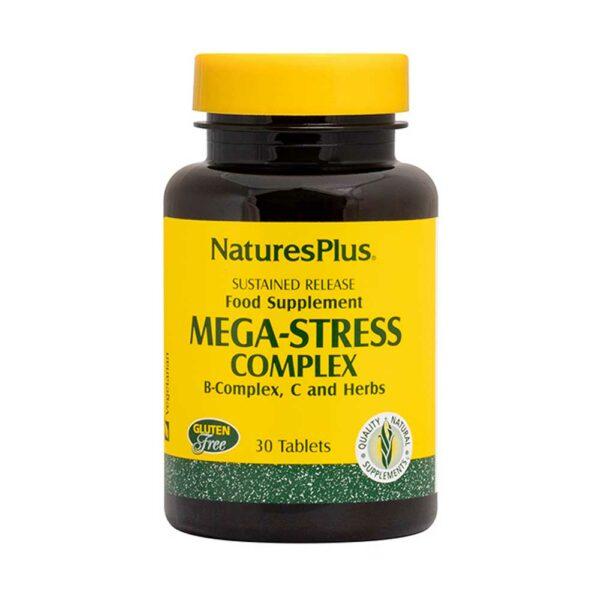 natures plus mega b stress