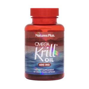natures plus omega krill oil