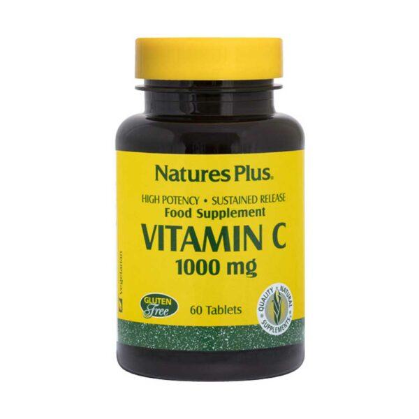 natures plus vitamin c mg