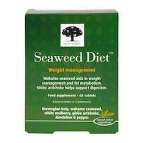 new nordic seaweed diet