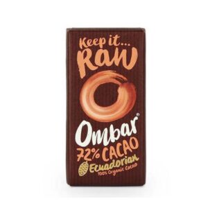 ombar cacao 72 70g 1