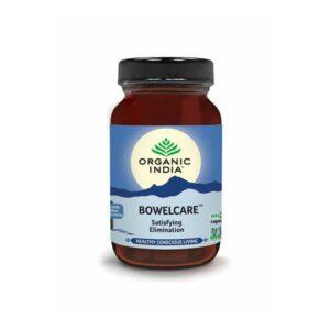 organic india bowelcare capsules