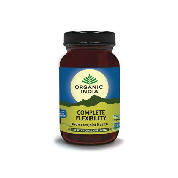 organic india complete flexibiliy capsules