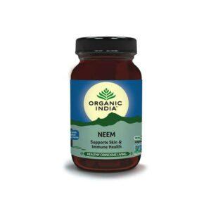 organic india neem capsules