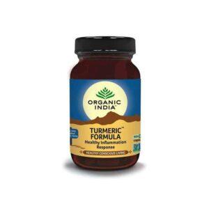 organic india turmeric capsules