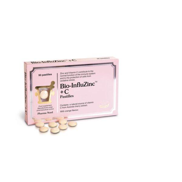 pharmanord bio influzinc c 90caps 1