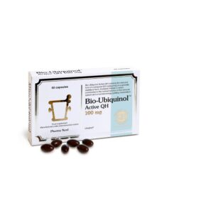 pharmanord bio ubiquinol active qh 100mg 60caps 1