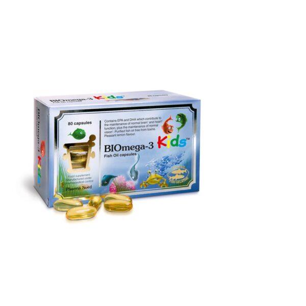 pharmanord biomega 3 kids 80caps 1