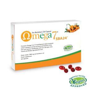 pharmanord omega 7 sba24 60 capsules 1