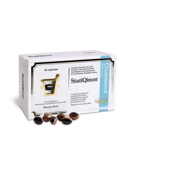 pharmanord statiqinon 60caps 1