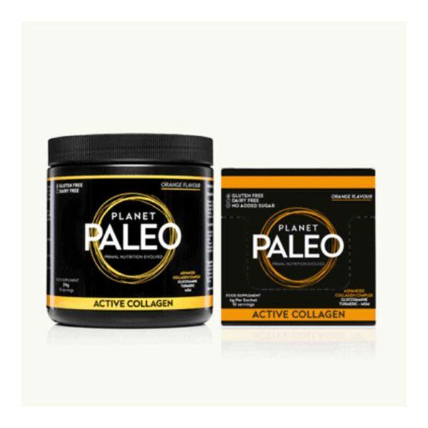 planet paleo active collagen powder