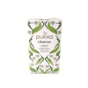 pukka tea cleanse 1