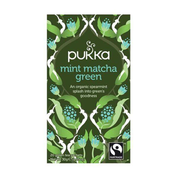 pukka tea mint matcha green 1