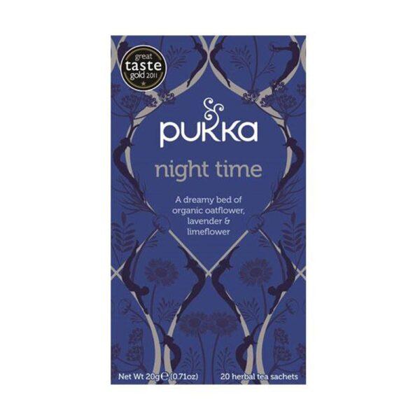 pukka tea night time 1