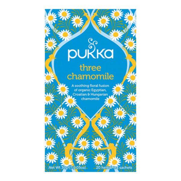 pukka three chamamile tea 1