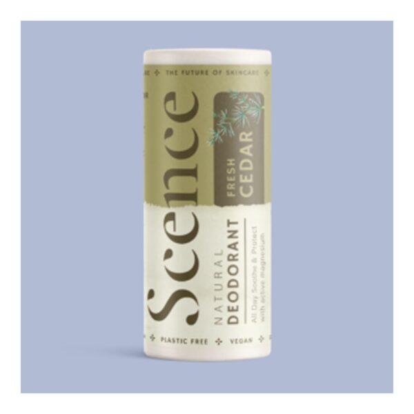 scence cedar deodorant 1
