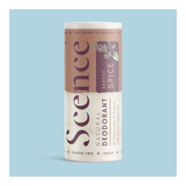 scence spice deodorant 1