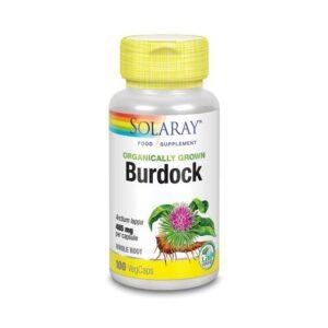 solaray burdock 1