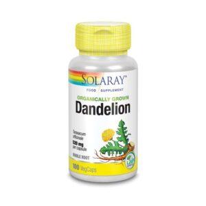 solaray dandelion 1
